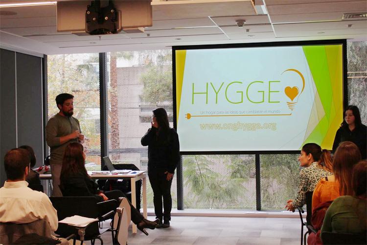 Grupo Hygge en Capacitación Monitores