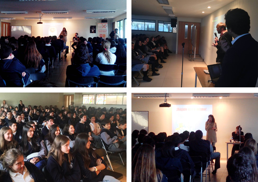 emprende x chile colegio lincoln