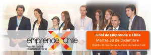 Final Emprende x Chile 2016