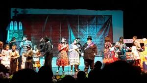 Proyecto Teatrón de Teatro Inclusivo