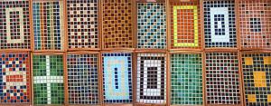 Down Mosaico