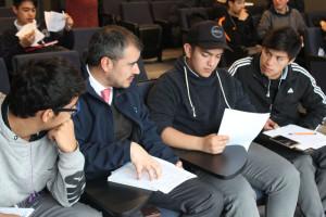 Coaching Monitores Caja Los Andes